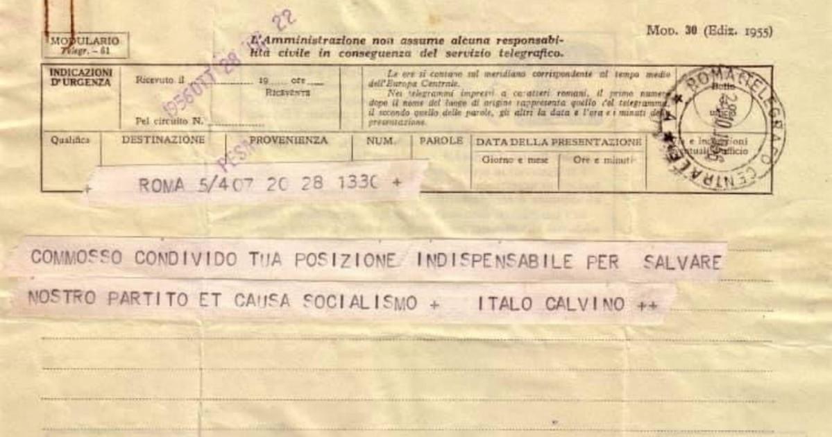 Dopo l'invasione la resa dei conti tra Di Vittorio e Togliatti - Collettiva
